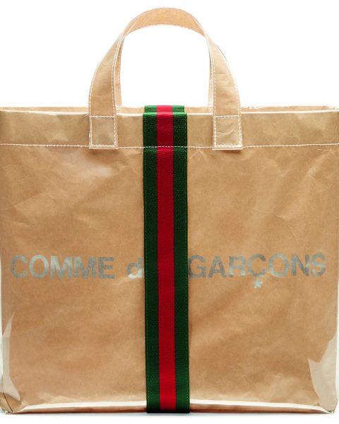La Shopper Comme Des Garcons firmata Gucci!